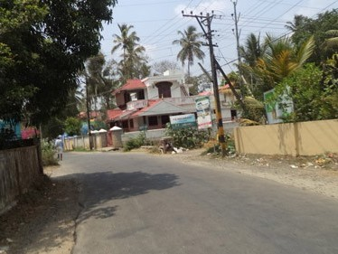 1 Acre  Residential Land for sale Near District Police Office,Palakkad.