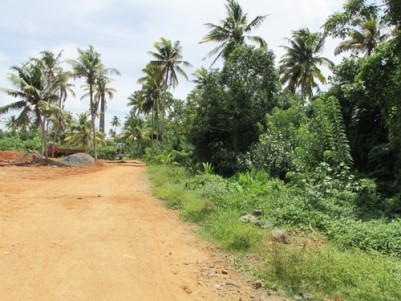 2 Acre Main Road Frontage Commercial Cum Residential Land for sale at Cherthala,Alappuzha.