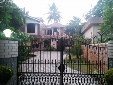 Luxury Villa for rent at Kadappakada – Kollam, Kerala. Rent Rs.12,000/Week