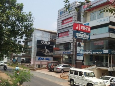 Office for rent at Knowell Jairaj
