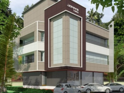 4500 Sq.ft Commercial Building for Rent at Pathanapuram,Kollam.