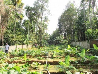 16 Cents of Land for sale at Aluva, Desom, Ernakulam.