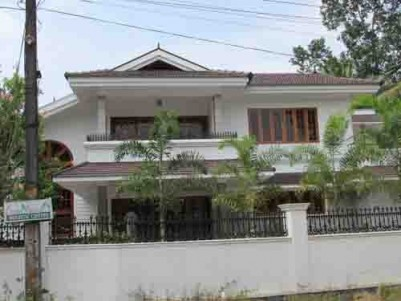 Posh Double Storied House for sale at Manarcad,Kottayam.