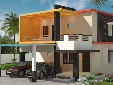 3 BHK Gated Community Villa for Sale at Chandranagar Junction, Palakkad