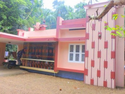 3 BHK Villa and 1 Acre plot For Sale
