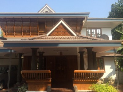 3800 Sqft 4 BHK House for sale at Chavittuvari,Kottayam