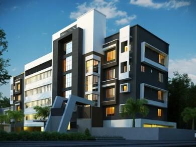 Spaceton-Granville Apartments-Premium Apartments for Sale at Cherthala Town,Alappuzha.