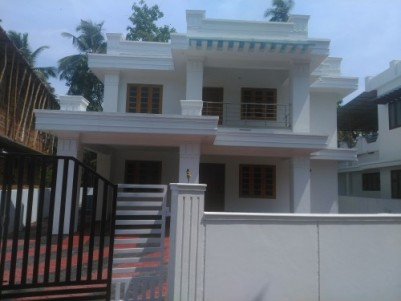2450 Sqft 4 BHK House for sale at Mundayad,Kannur.