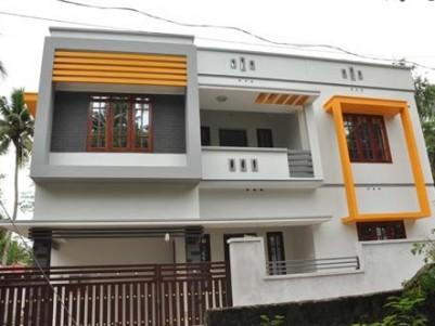 1650 Sqft Brand New House for sale at Sreekariyam,Thiruvananthapuram.