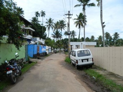 3 BHK House on 4 Cents of land for sale at Nellimukku,Kollam.