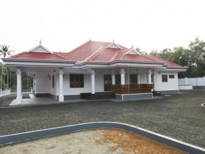 3000 Sq.ft 4 BHK Villa on 30 Cent land for sale at Pala,Kottayam.