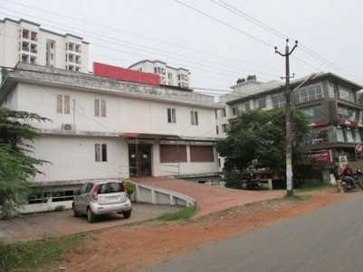 Commercial Building on 26 Cents of Land for sale on EDAPALLY BYPASS,Kochi,Ernakulam District.