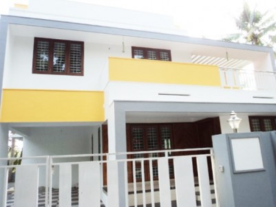 2200 Sq.ft Fully Furnished House for sale at Mannanthala,Thiruvananthapuram.