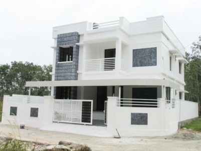 Double Storied New House for sale at Chottanikkara,Ernakulam.