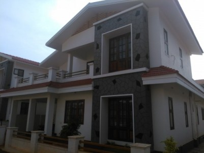 2850 Sqft 4 BHK Villas for sale at Puthiyatheru,Kannur.