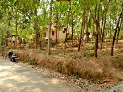 20 cent plot for sale at Kesavapuram-kilimanoor, TVM