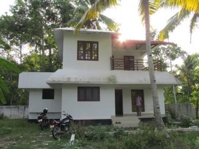 1350 Sqft 3 BHK Villa for sale at Harippad,Alappuzha District.