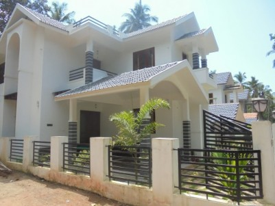 2600 Sqft 4 BHK Luxury villa  for sale at Chala,Kannur.