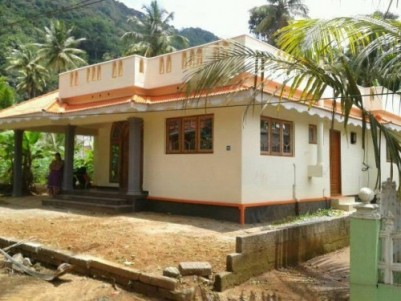 1300 Sqft 3 BHK House on 7 cents of land for sale at Adimaly,Idukki.