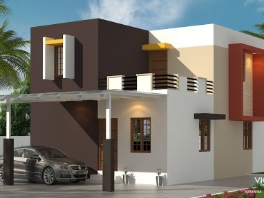 Independent Premium House For Sale in Palakkad.