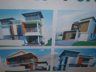 2300 Sqft 4 BHK Villas for sale at Kakkad,Kannur.