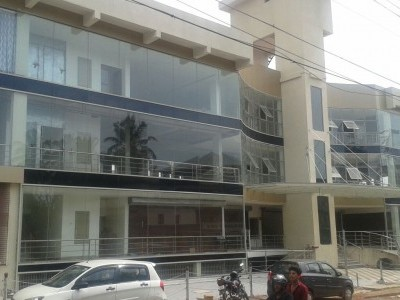 14500 Sq.ft 3 Floor Commercial Building for Rent/Lease at Kannur