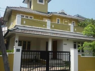 4 BHK Attached Villa on 5.5 Cent land for sale at Pattelthazham,Mankavu,Kozhikode.