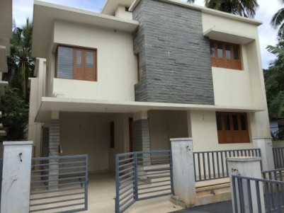 2185 Sqft 4 BHK house on 5 cent of land for sale at Kovoor,Kozhikode.