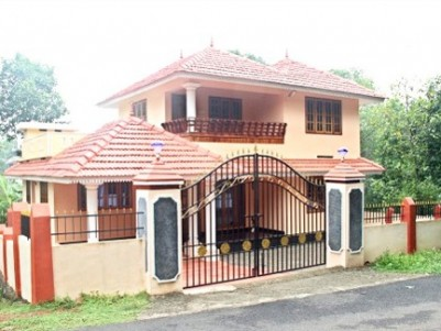 2150 Sq.ft 4 BHK Fully Furnished New House on 24 Cents of land for sale at Mallapally,Pathanamthitta