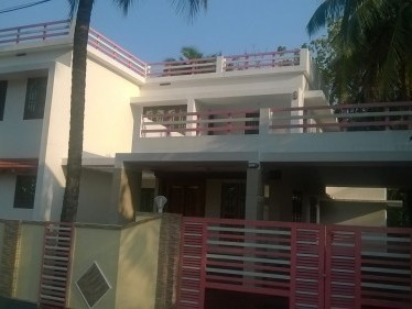 2200 Sqft 3 BHK New house for sale at Amala Nagar,Thrissur