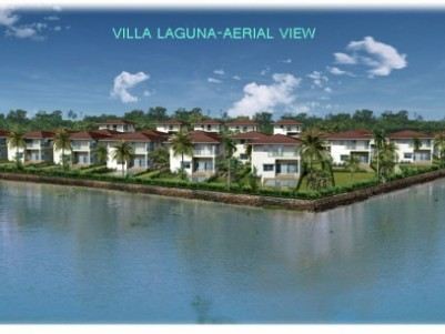 VILLA LAGUNA-Luxury Villas at Muhamma,Alappuzha.