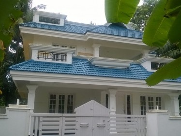 2000 Sqft 4 BHK new house  for sale at Kuttur,Thrissur.