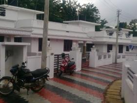 1300 Sqft 3  BHK House for sale at Wadakkanchery,Thrissur.