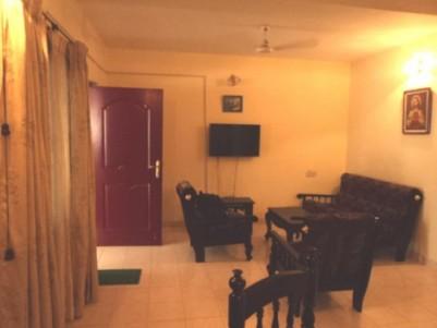 4 bedroom 2000 sq.ft house at Poojappura, Thiruvananthapuram