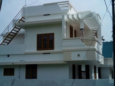 1400 Sqft 3 BHK House for sale at Varappuzha,Ernakulam District.