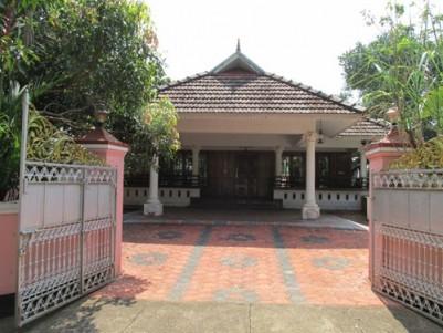 2585 Sqft 5 BHK Posh House for sale at Ettumanoor,Kottayam.