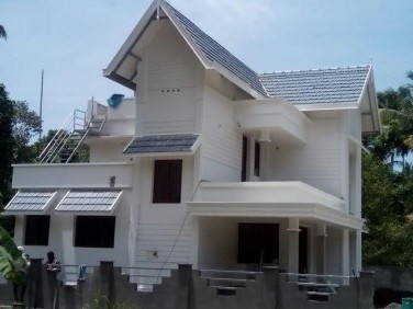 1600 Sqft 3 BHK House for sale at Varappuzha,Ernakulam District.