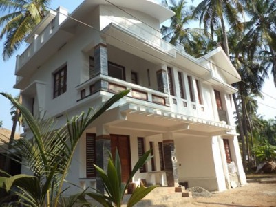 1800 Sqft 4 BHK House on 6 cents of land for sale at Pavangad,Kozhikode.