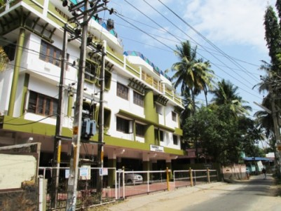 2950 Sq.Feet Duplex(Villa Model)Flat for Sale at Guruvayoor,Thrissur.