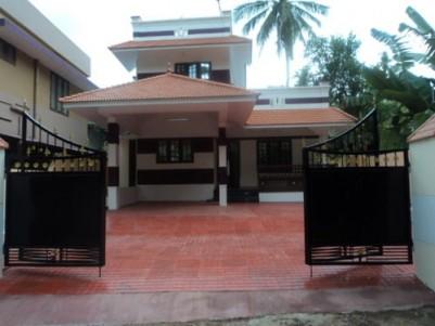 1700 Sqft 3 BHK New Posh House for sale at Vattiyoorkavu,Thiruvananthapuram.