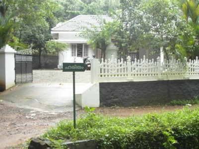 2500 Sq.ft 4 BHK House on 40 cent Land For Sale at Kanjirappally,Kottayam.