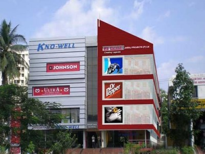 Commercial Building Rent at N.H By pass Edappally,Ernakulam.