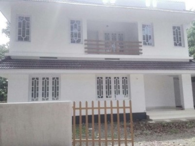 10 Cents of Plot with 2400 Sq.ft New Double Storied House for sale at Kolenchery,Ernakulam.