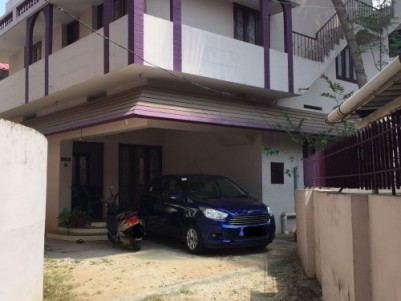 Near Valyavila, located Elippodu junction main road 6Cent, 2000Sqf double storey house