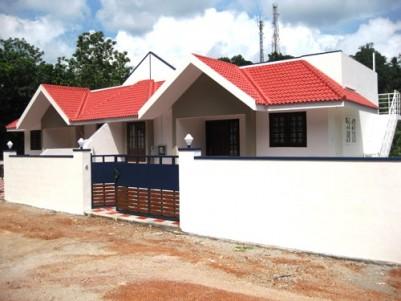 1100 Sq.ft 2 BHK Blueline Villa  for Sale at Vattapara, Thiruvanathapuram.