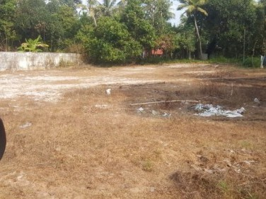 Residential land for sale near St.Micheals Collage, Cherthala