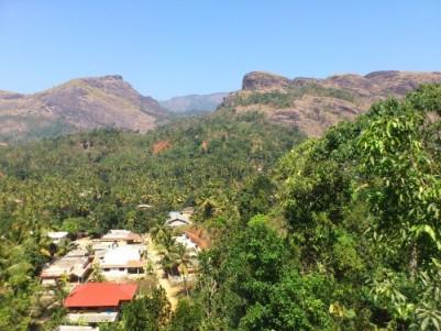 1000 sq.ft House on 47 cents land for sale at Adimali, near Munnar, Idukki.