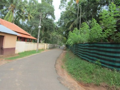 62 Cents of  Residential land for sale at Chettikulangara,Mavelikara,Alappuzha District.