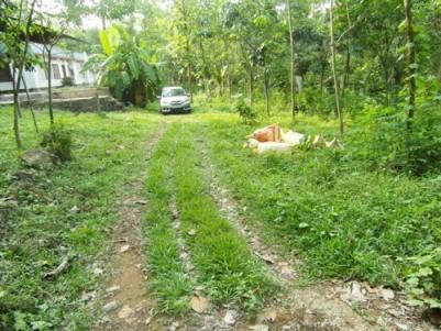 1.60 Acre Rubber Plantation with Old House for sale at Pulikkallu,Manimala,Kottayam.