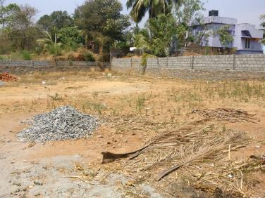 House plot for sale near Mattumanda